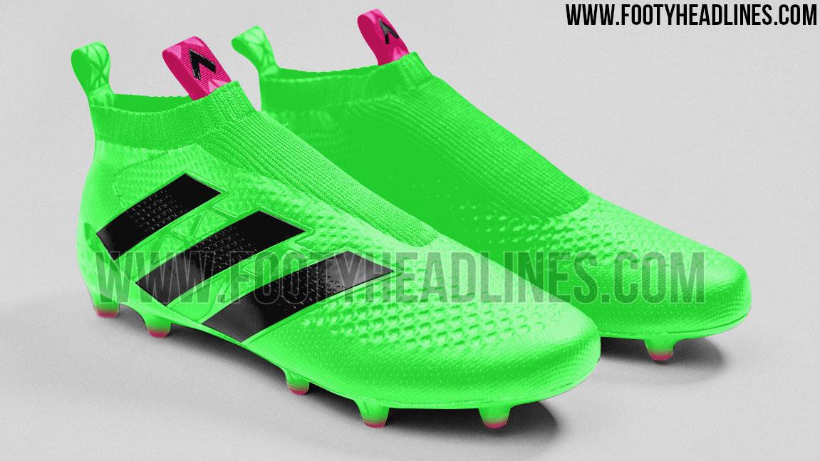 Adidas Ace 16 Purecontrol Verde