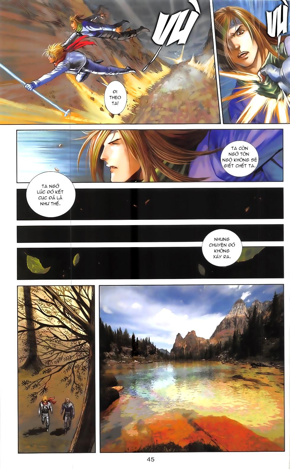 Thần Binh Đấu Giả Chapter 4b - BigTruyen.net
