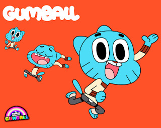 The Amazing World of Gumball HD Wallpaper