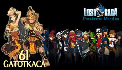 , Download lost saga gemscool online indonesia, download lost saga