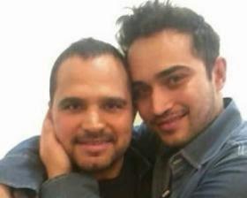 Luciano Camargo anuncia que o filho será cantor