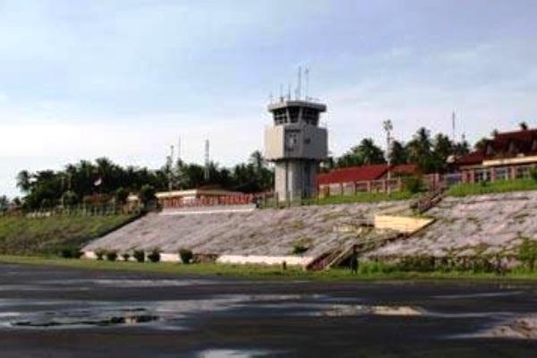 Bandara Sultan Babullah Ternate Maluku Utara