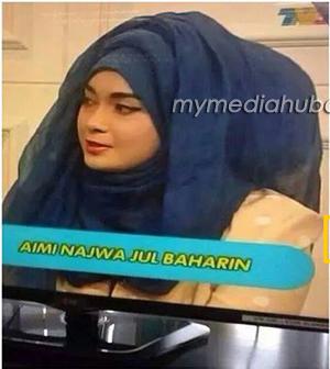 Wanita Bertudung 'Berat' Akan Saman, info, terkini, berita, sensasi, viral,