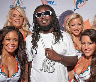 T-Pain - Miami Dolphins