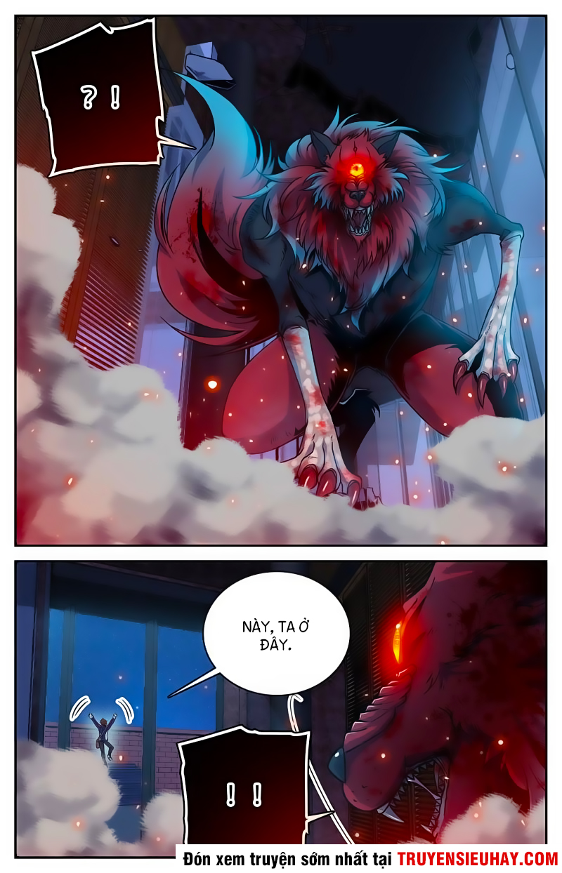 Toàn Chức Pháp Sư trang 6