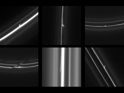 classic mini jets in Saturn Ring