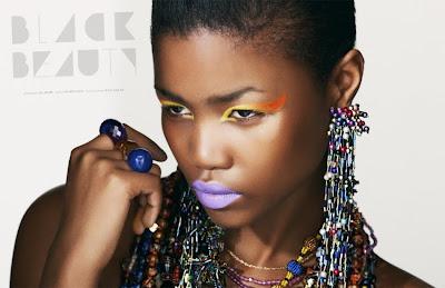 TiMod'Elle Of The Week | Thula Neka
