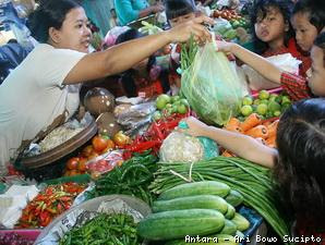 Pasar Ibu rumah tangga