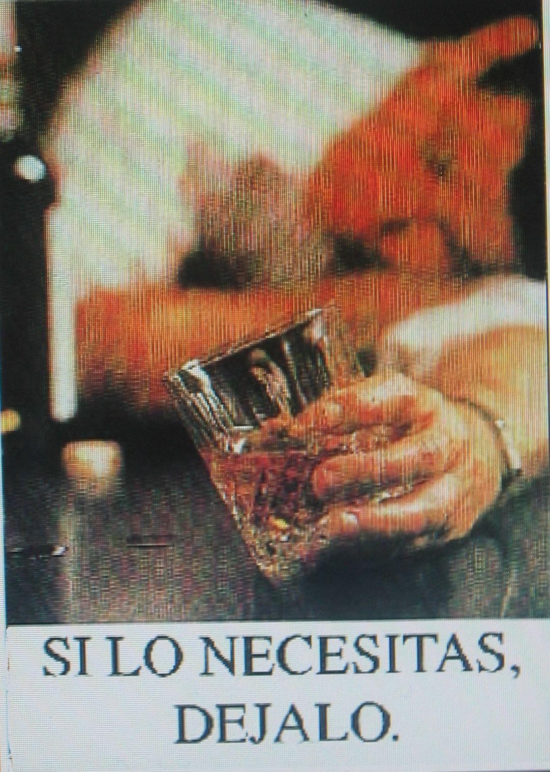 Aleksandr litvin el alcoholismo