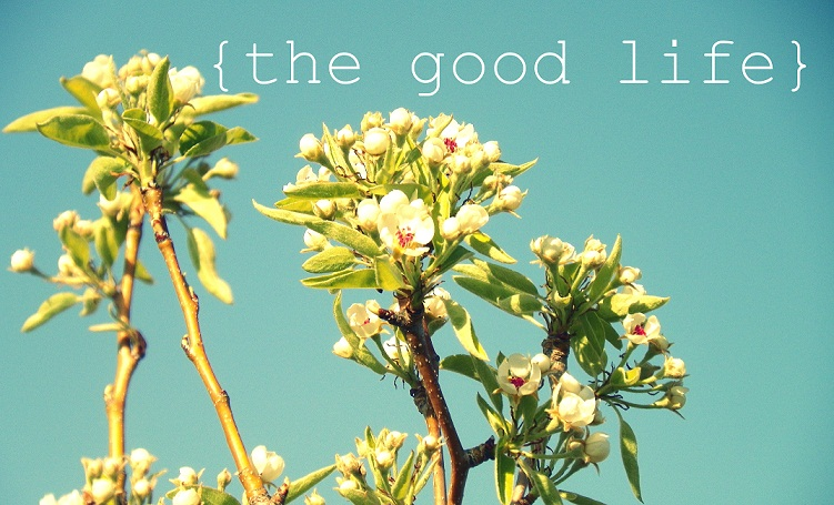 {the good life}