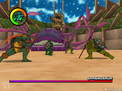 Teenage Mutant Ninja Turtles 2 TMNT 2 Battle Nexus Free Download PC Game Full Version