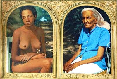 cuadro-de-mujer-joven-y-anciana