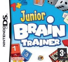 Junior Brain Trainer (E) | DS Roms