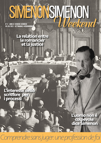 SIMENON SIMENON WEEKEND N.3