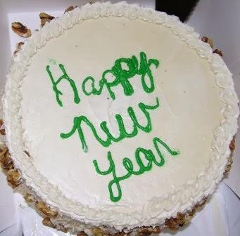 Lena Hoschek: New Year 2014- Cake Ideas, Cake Decoration Ideas