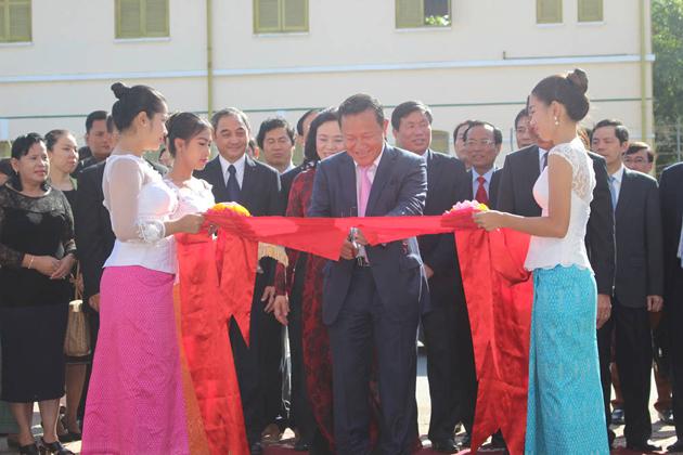 Pa Socheatevong, gouverneur de Phnom Penh