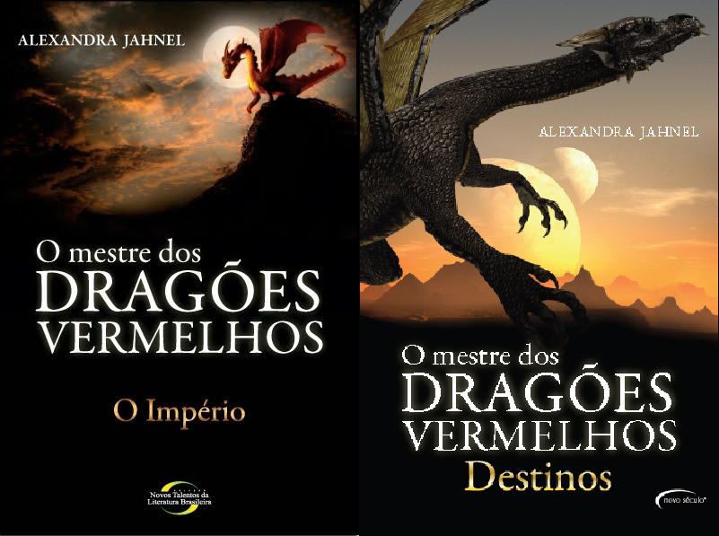 MESTRE DOS DRAGOES VERMELHOS
