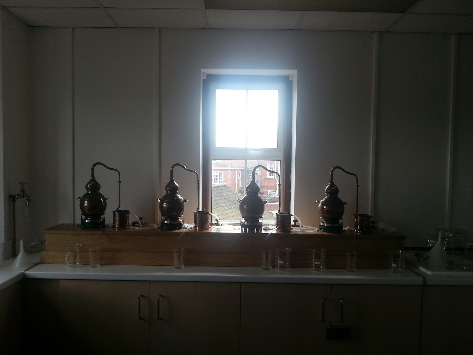mini stills amager bryghus lighting set