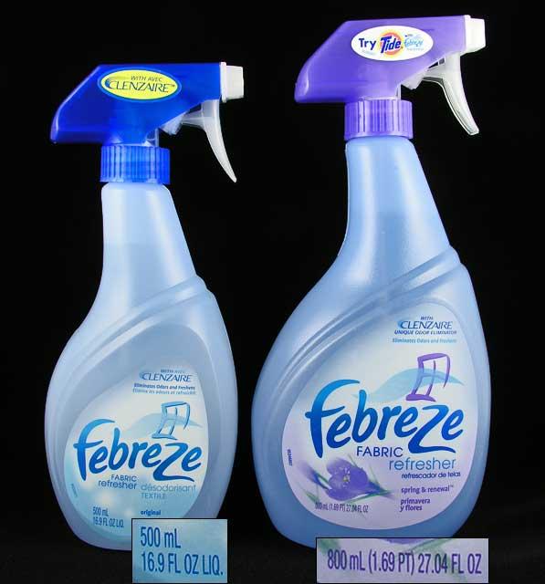 Navegando por internet descubrimos lo f cil que es for Spray elimina olores ropa