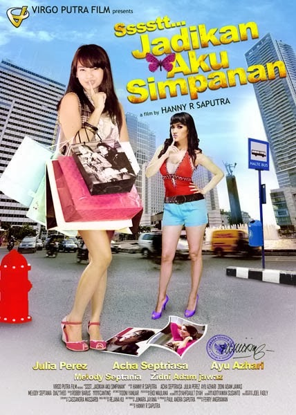 "Film ""Sst...Jadikan Aku Simpanan"" Full Movie"