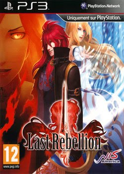 1 Download   Last Rebellion   PS3