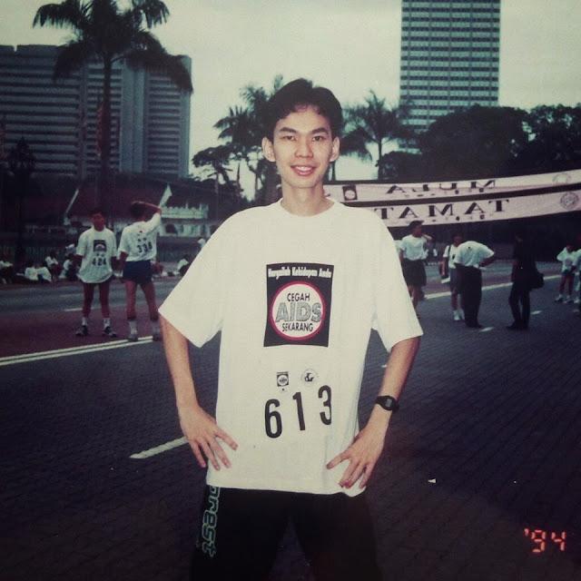 Gambar Max Lim 20 Tahun Dahulu