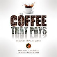 the coffee that pays