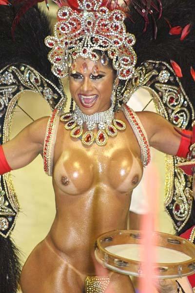 Elen Pinheiro Brilha No Primeiro Ensaio T Cnico Para O Carnaval De