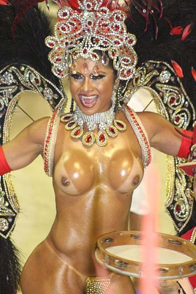 Nuas Carnaval De Brasil