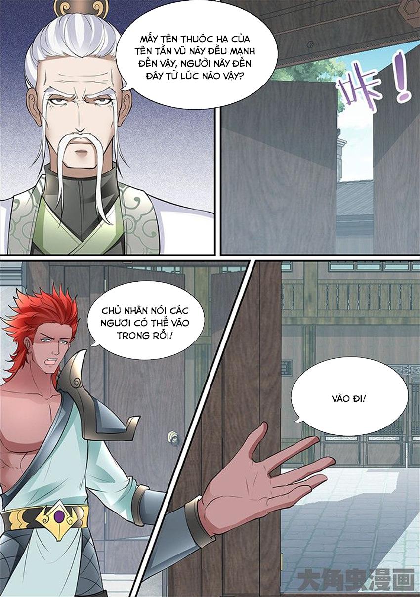 Tinh Thần Biến Chap 385 - Trang 6