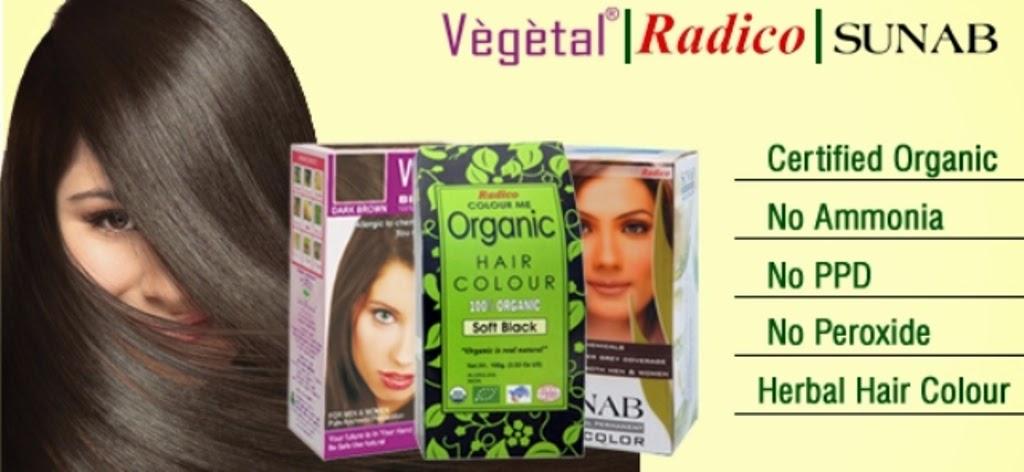 Organic Natural Colors Organic Hair Color And Organic