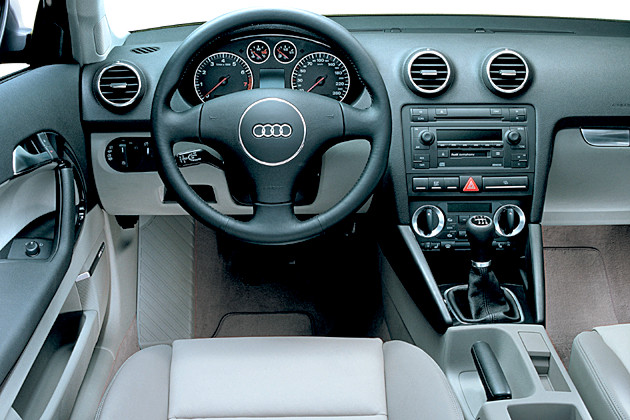 2006 Audi A3 | car review @ Top Speed