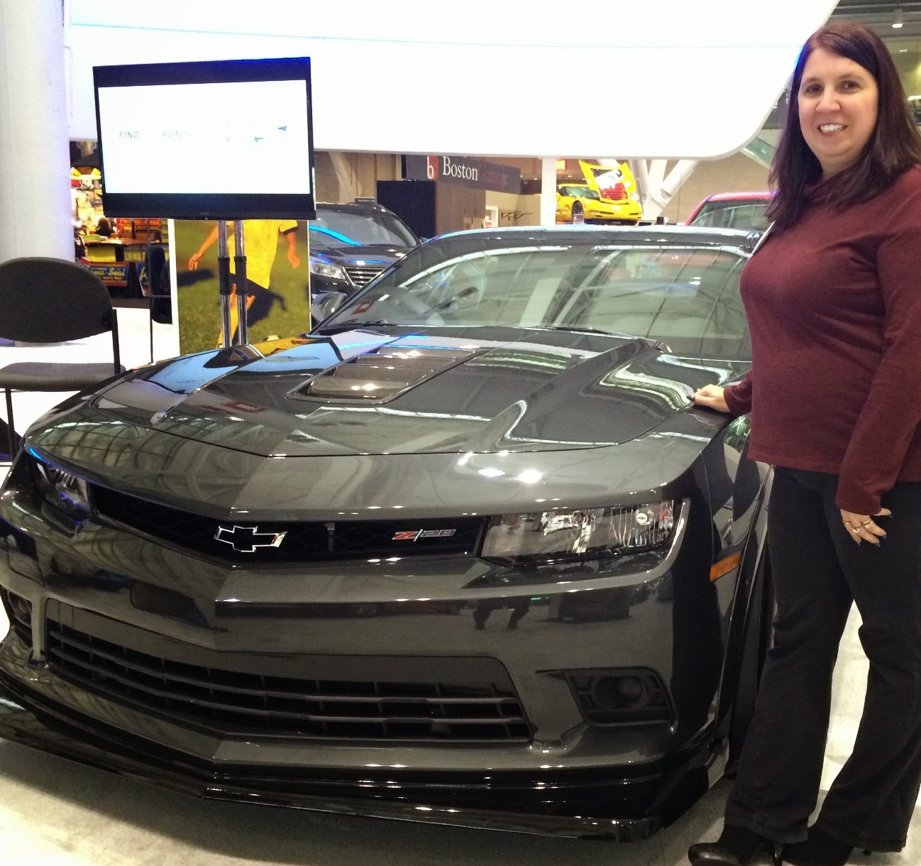 Evan And Lauren's Cool Blog: 1/17/15: Chevrolet And