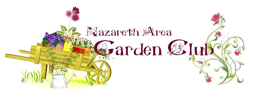 Nazareth Area Garden Club