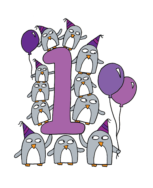 Penguin Numbers 1-10