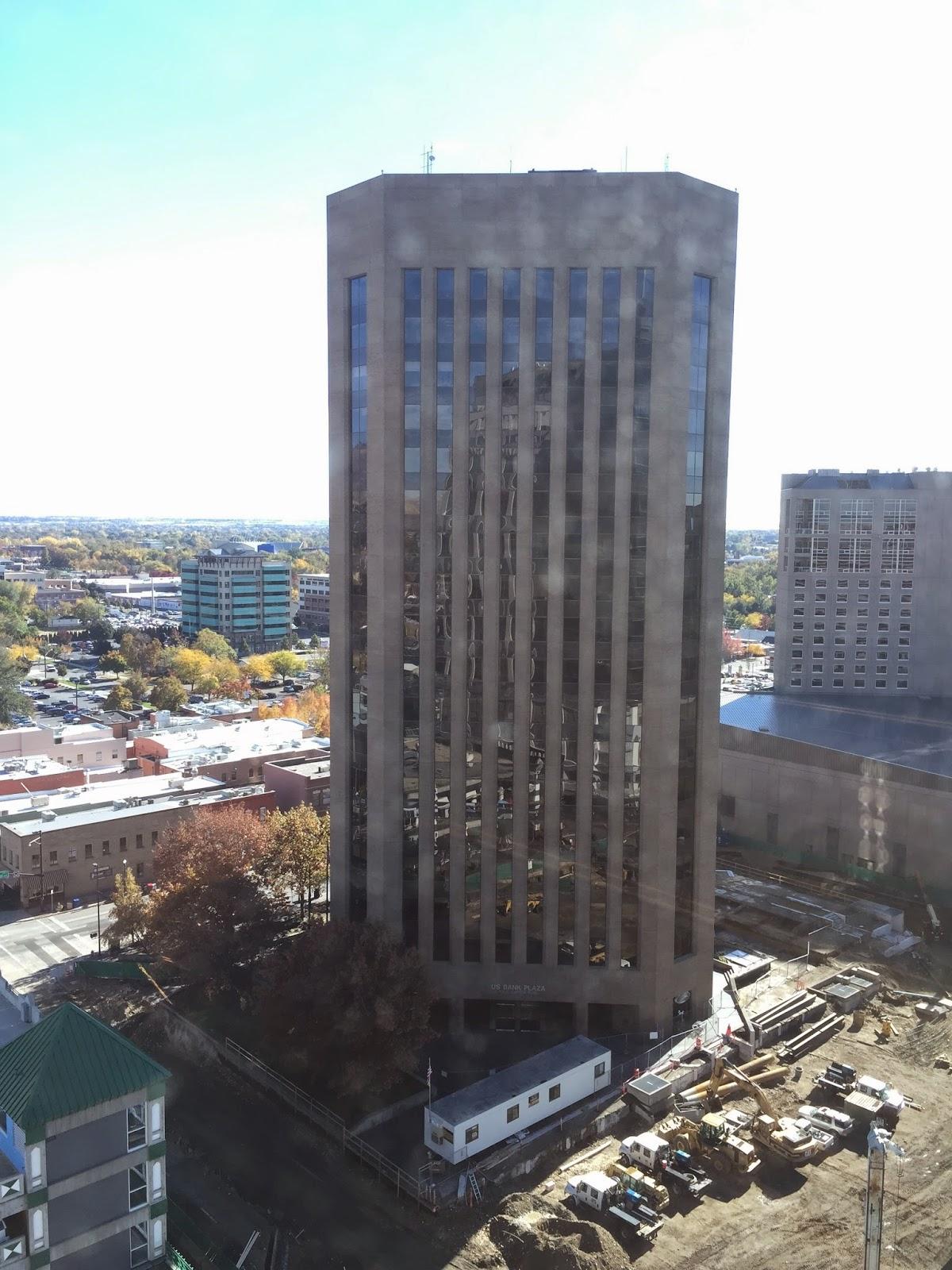 Runstairs tallest building in idaho zions bank stair run for 13th floor in buildings
