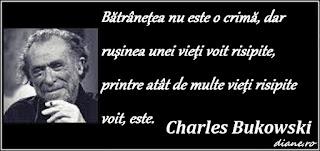 poezie  Charles Bukowski