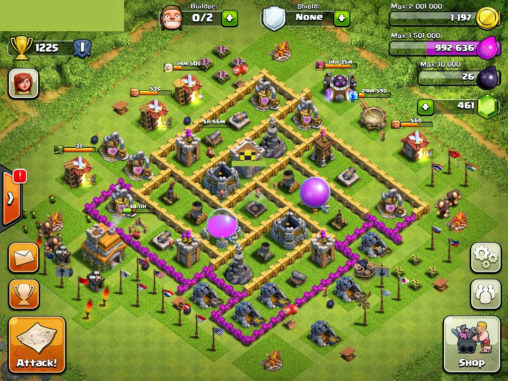 clash of clans town hall  war base maps for farming and strong defense. clash of clans town hall  war base maps  clash of clans hacks