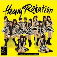 Chord Gitar JKT48 - Heavy Rotation