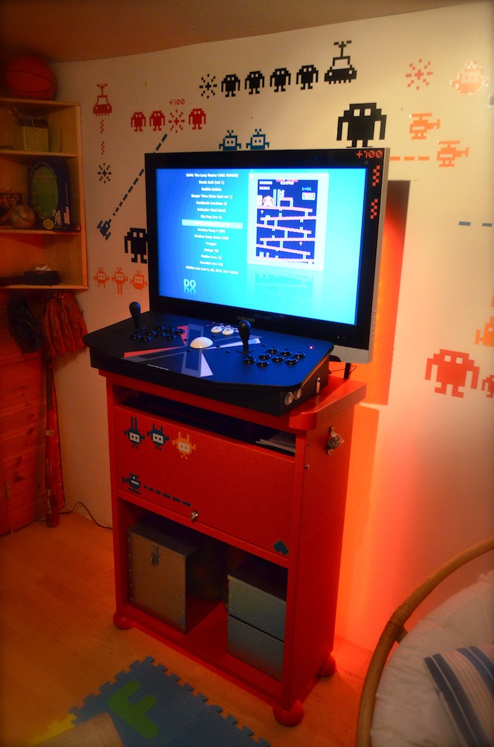 Mammut Retro Arcade Cabinet Get Home Decorating