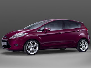 Ford Fiesta Is The First Car