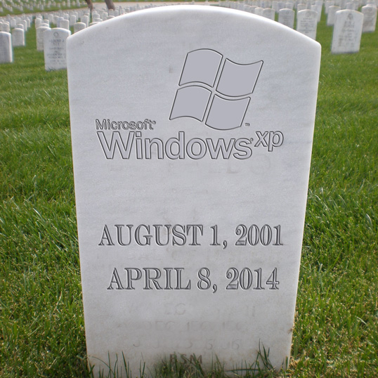 Windows XP llega a su fin