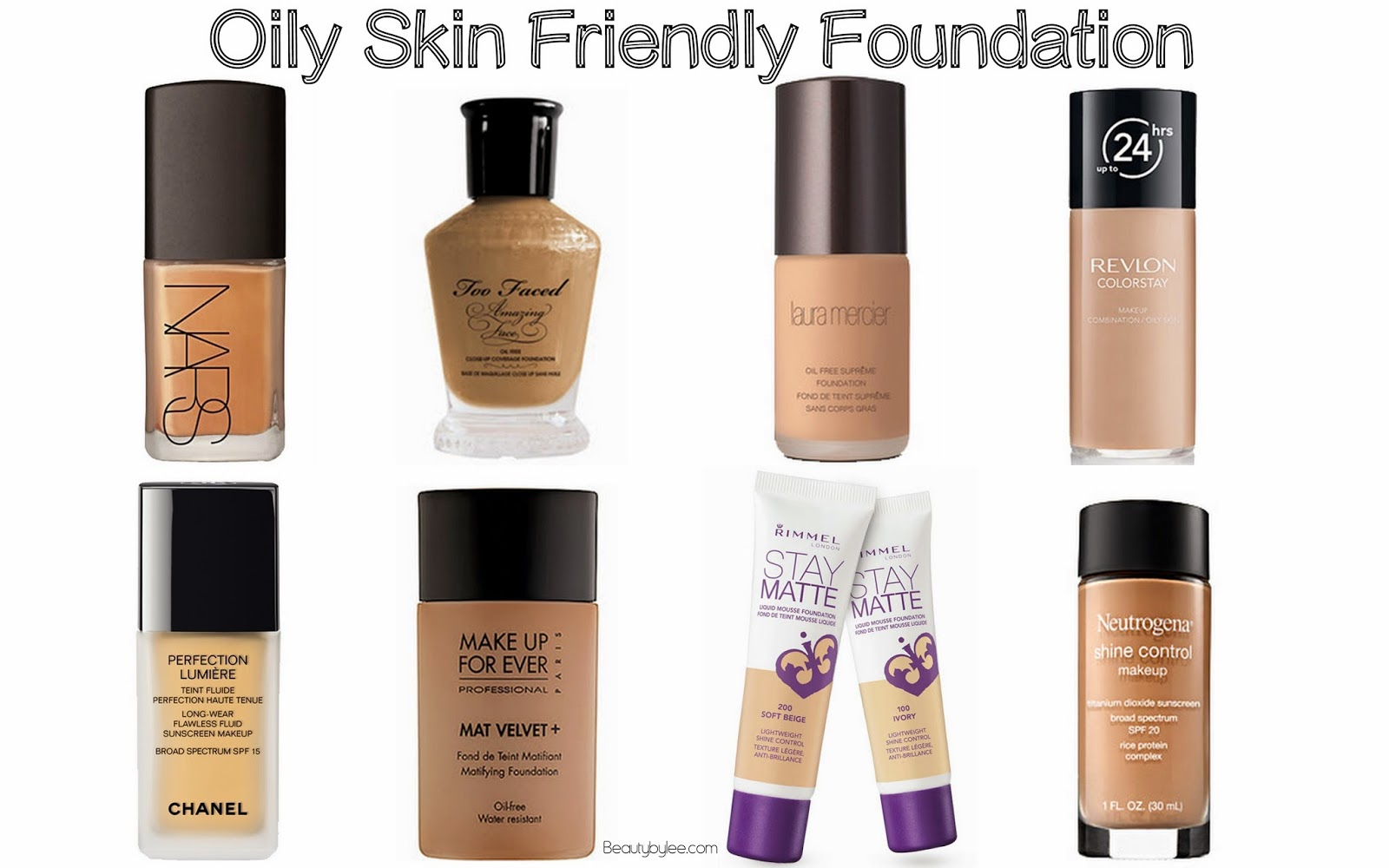 Best drugstore foundation for oily skin 2017 2018 best - Best kind of foundation pict ...