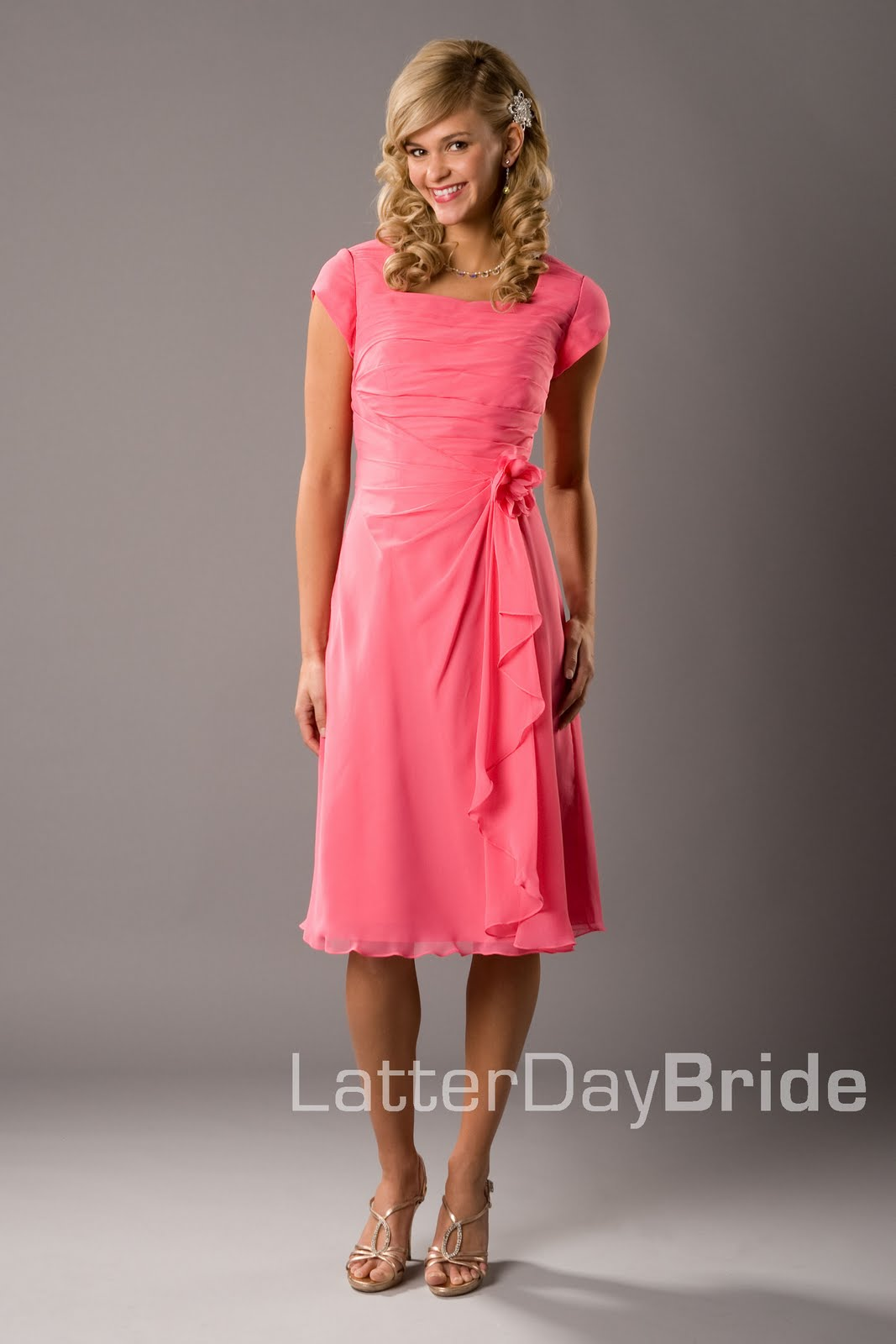 The christian wedding blog for Latter day bride wedding dresses