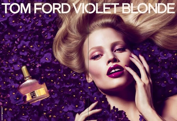 Moonstyle Violet Blonde New Fragrance By Tom Ford