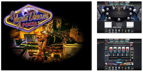 FB Game : Vegas Dream Poker