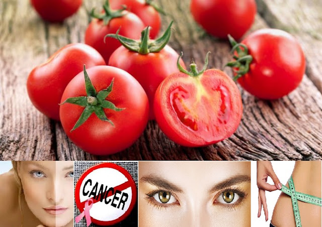 10 Benefits of Tomato Fruit For Health And Beauty
