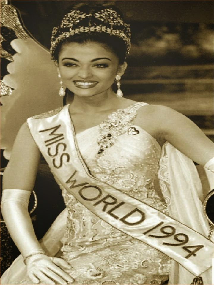 Aishwarya Rai's Modelling hot swimsuit hot xxx pics Miss World 1994