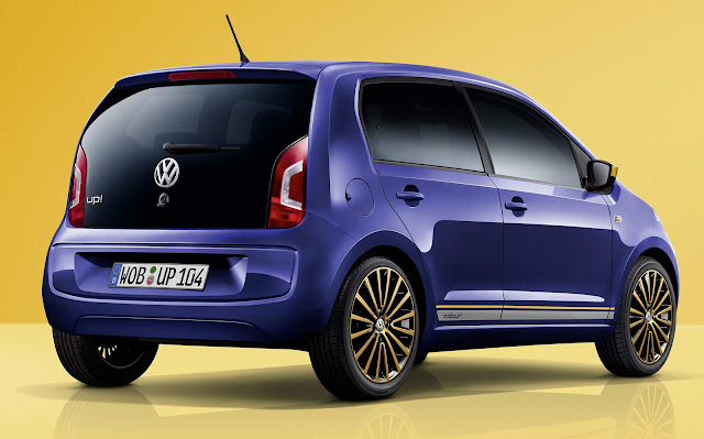 Volkswagen Up! - Color Up!
