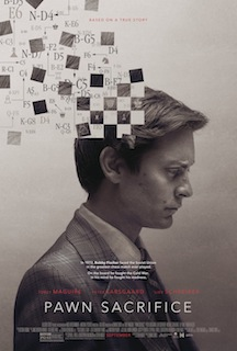 Pawn Sacrifice (2015) - Movie Review